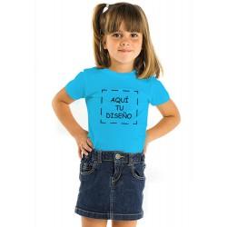 Camiseta personalizable Jamaica niña